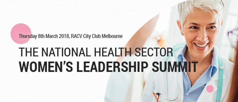 Health Sector Women's Leadership Summit