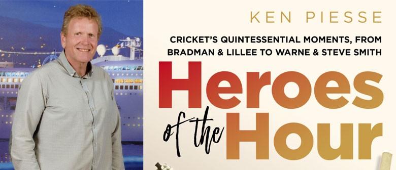 Author Talk With Ken Piesse