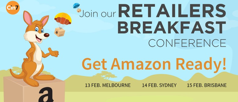 Melbourne Retailers Breakfast Conference