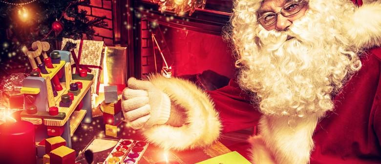 Santa's Studio