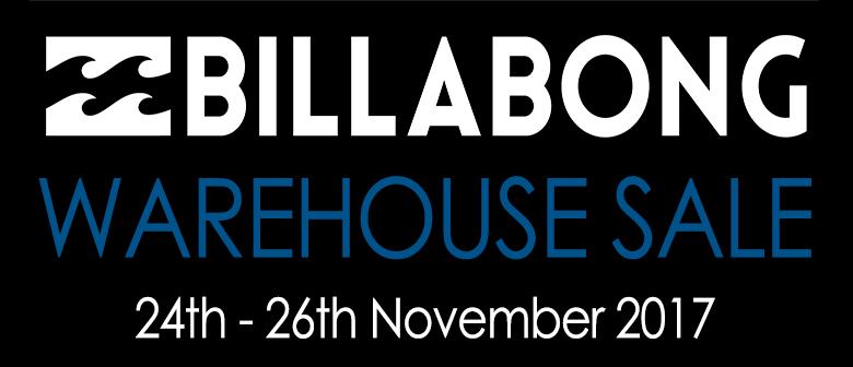 Billabong Warehouse Sale