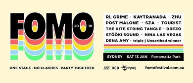FOMO Festival: SOLD OUT
