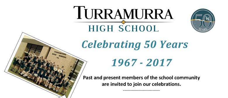 Turramurra High School 50th Anniversary Evening Event