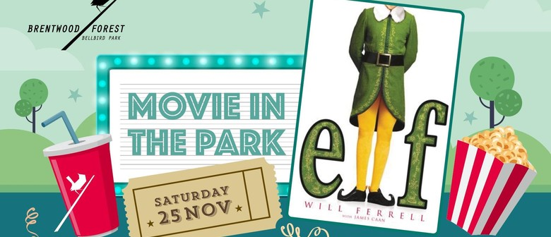 Christmas Movie In the Park