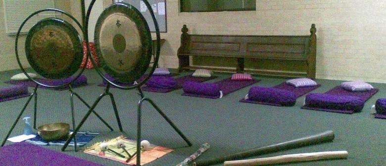 Gongs and Didgeridoo Sound Meditation