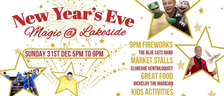 Lakeside New Year's Eve 2017