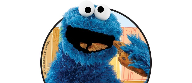 Kids Workshops with The Cookie Monster!