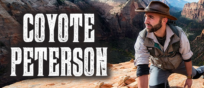 Coyote Peterson Brave Adventures Tour