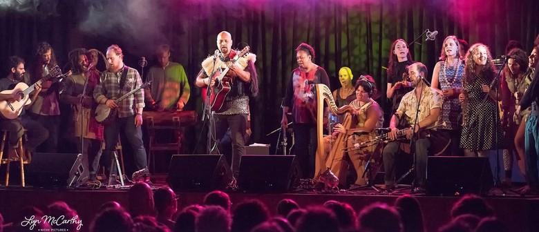 Ethno Folk Orchestra – Mullum Music Festival