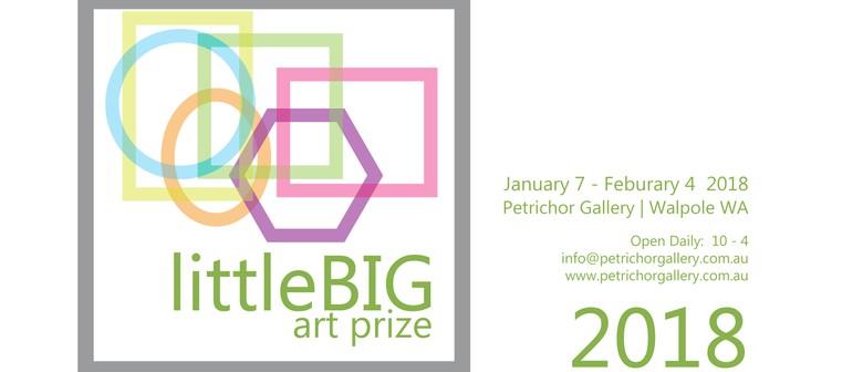 LittleBIG Art Prize Exhibition - Walpole - Eventfinda