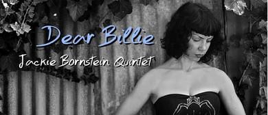 Dear Billie – Jackie Bornstein Quintet