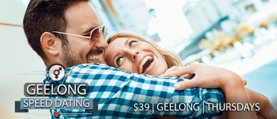 Geelong Speed Dating | Thursdays