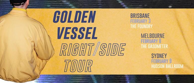 Golden Vessel – Right/Side Tour