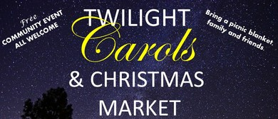 Twilight Carols and Christmas Market