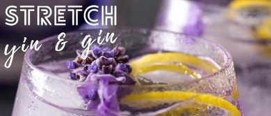 Yin and Gin Fridays With Stretch Yoga