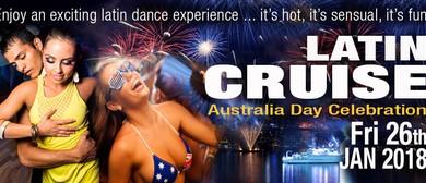 Latin Cruise – Australia Day Celebration