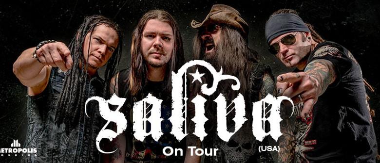 Saliva Australian Tour