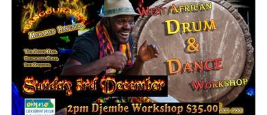 Bangoura Drum and Dance Workshops