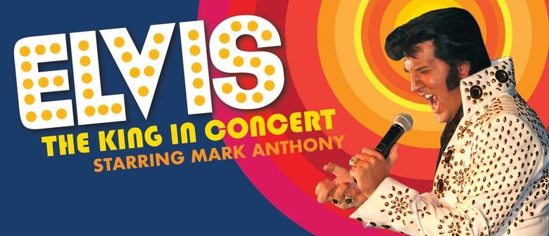 Elvis – The King In Concert