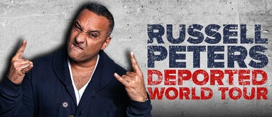 Russell Peters – Deported World Tour