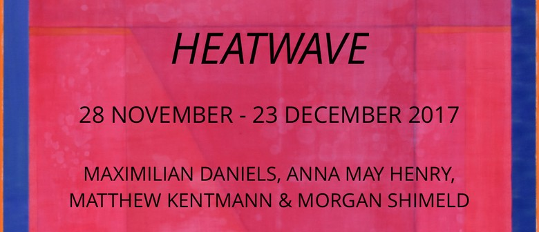 Heatwave Group Exhibition Opening