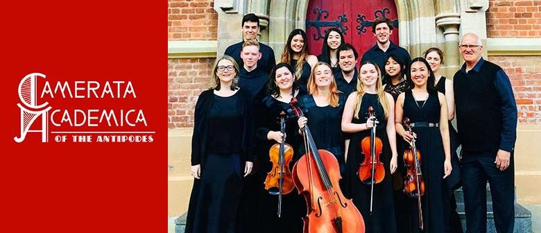 Camerata Academica of The Antipodes: Christmas Concerto