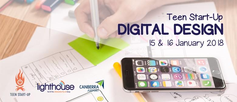 Teen Start-Up: Digital Design