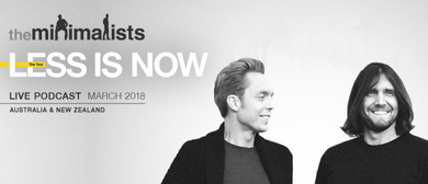 The Minimalists: Less Is Now Tour