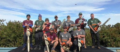 Australian Chainsaw Carving Championships 2018