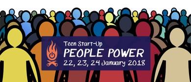 Teen Start-Up: People Power