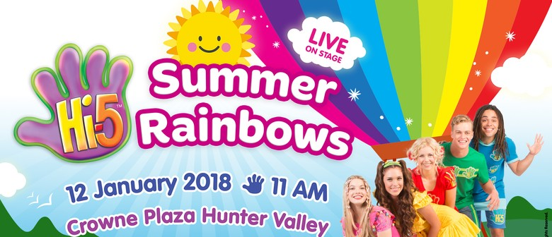 Hi-5 Summer Rainbows Show