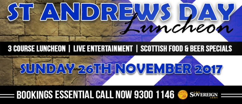 St. Andrew's Day Luncheon