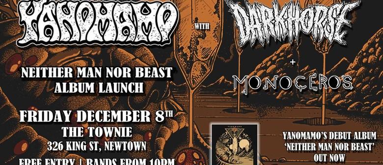 Yanomamo Album Launch With Dark Horse and Monoceros