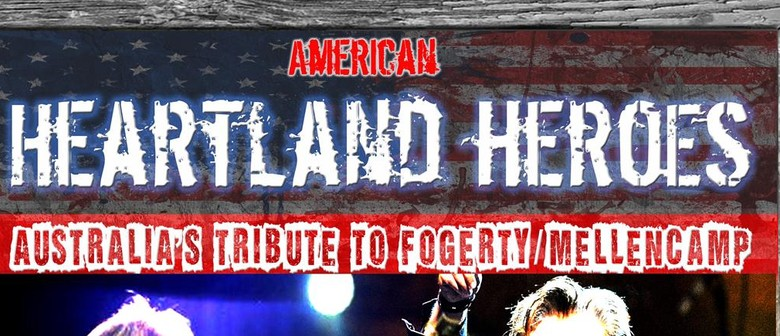 Mellencamp and Fogerty Tribute Show