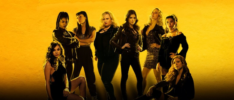Chicks At The Flicks – Pitch Perfect 3