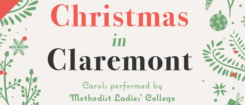 Christmas In Claremont