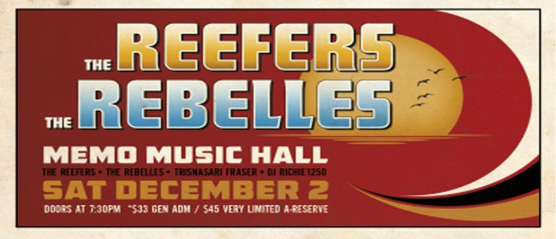 The Reefers Vs the Rebelles