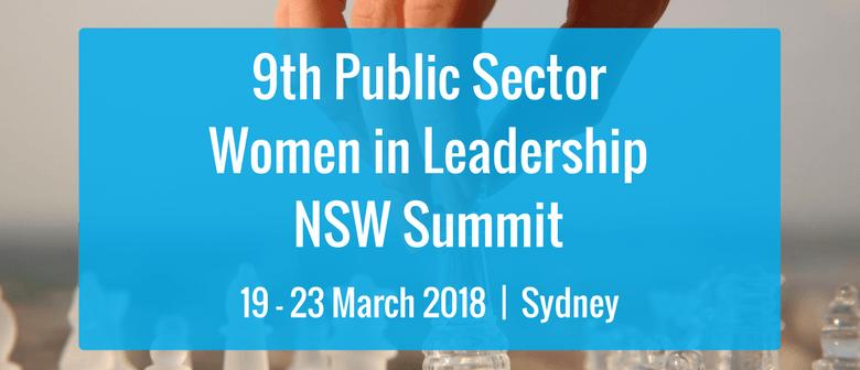9th Public Sector Women In Leadership NSW Summit
