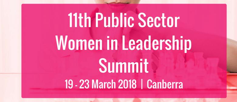 11th Public Sector Women In Leadership Summit