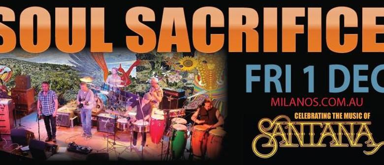 Soul Sacrifice Celebrating the Music of Santana