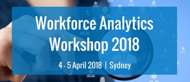 Workforce Analytics Workshop 2018