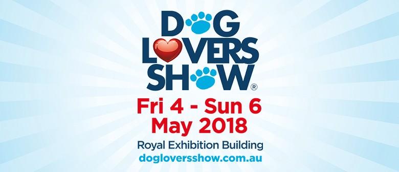 Melbourne 2018 Dog Lovers Show