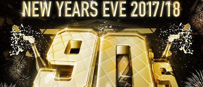 New Year's Eve 2017/18 – 90s In the Sky