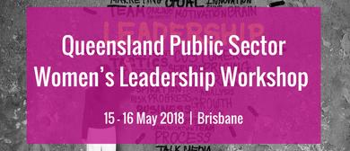 Queensland Public Sector Women's Leadership Workshop