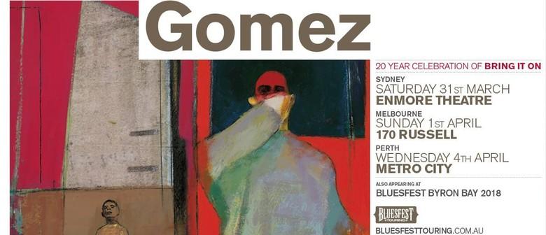 Gomez – Bluesfest 2018 Sideshows