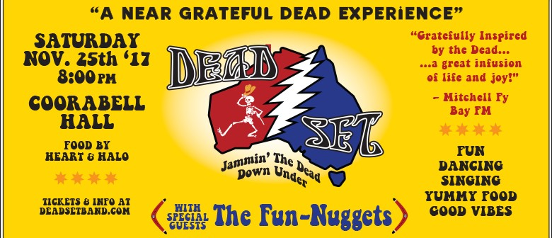 Deadset Concert Jam Dance Experience
