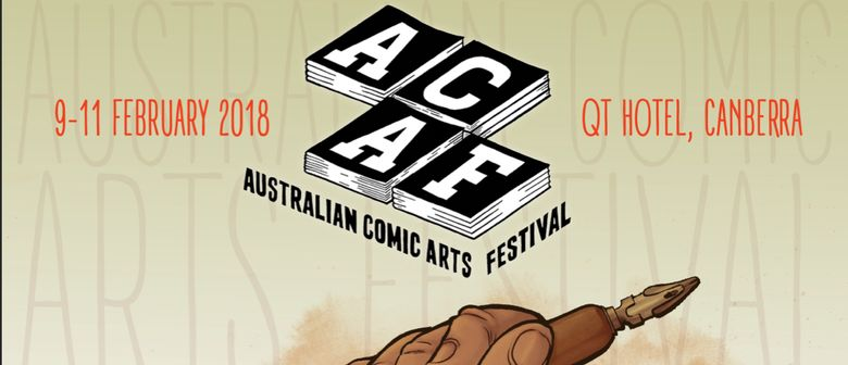 Australian Comic Arts Festival