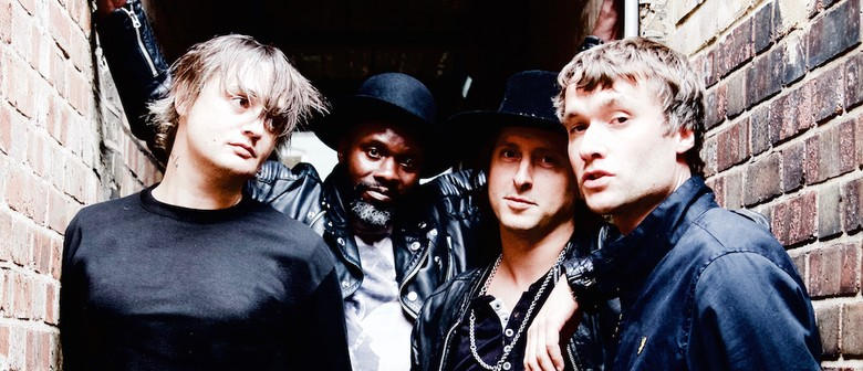 The Libertines – Sydney City Limits Sideshow