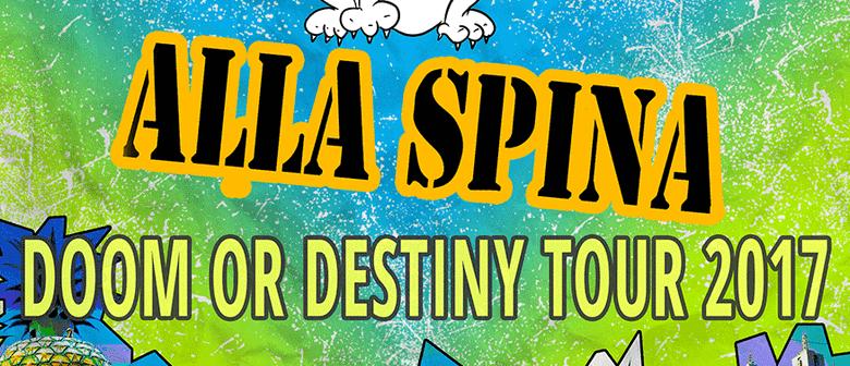 Doom or Destiny Tour 2017 – Alla Spina