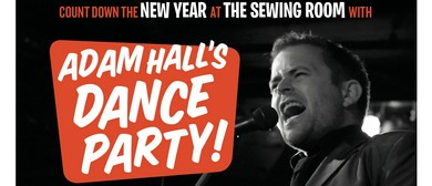 Adam Hall's Dance Party – New Year's Eve